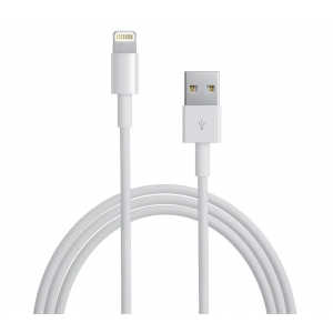 Oryginalny kabel Apple Lightning do iPhone (MD819ZM/A) 2m biały